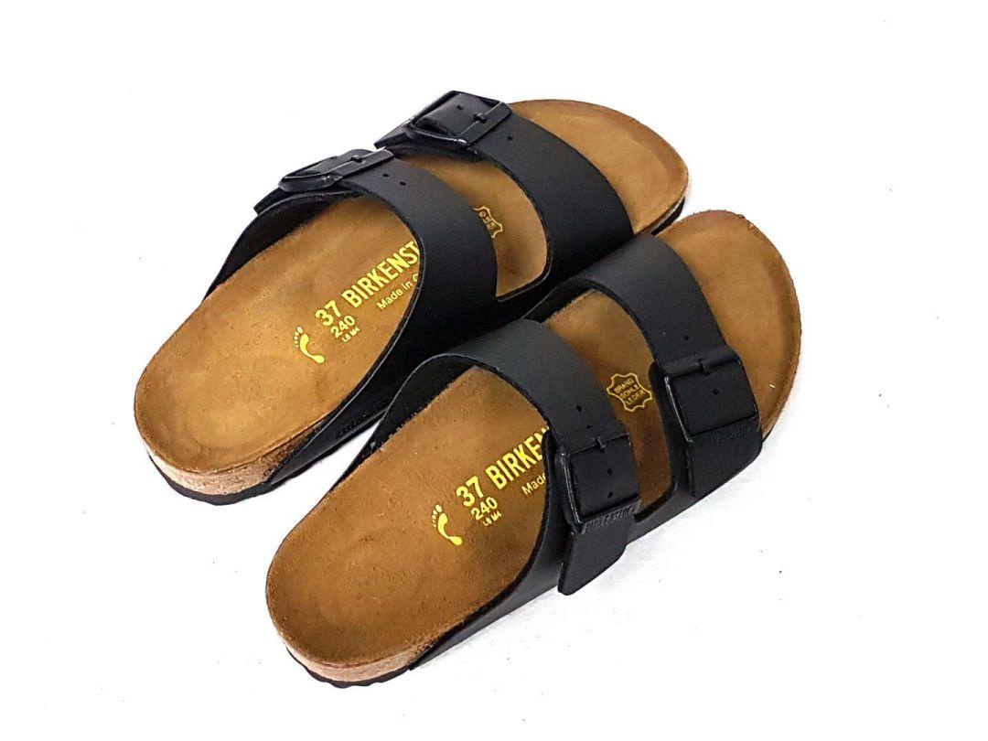 Birkenstock-Arizona-nero-calzature-mai-ciabatte-uomo - Calzature Mai 6eec613a81b
