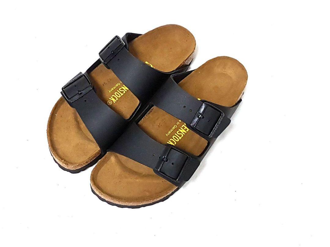 Birkenstock-Arizona-nero-calzature-mai-ciabatte - Calzature Mai 60c311260af