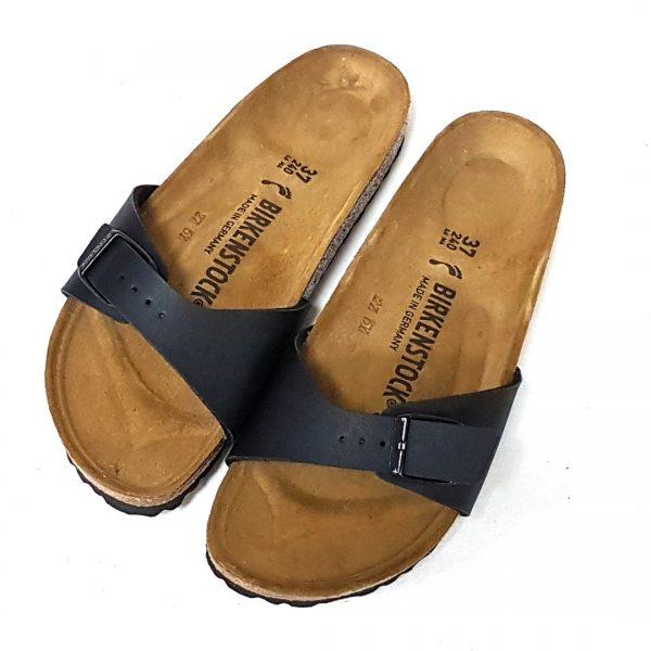 birkenstock madrid nero-collezione P E 17-calzature mai 58fb11e0919