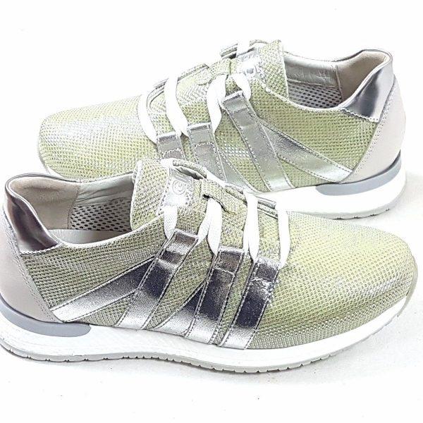 Giò di Grunland sneaker sc3293 verde - Calzature Mai 6663da79df9