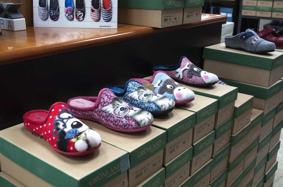 Tutta la comodità delle pantofole Grunland - Calzature Mai 85fab3b4fb6