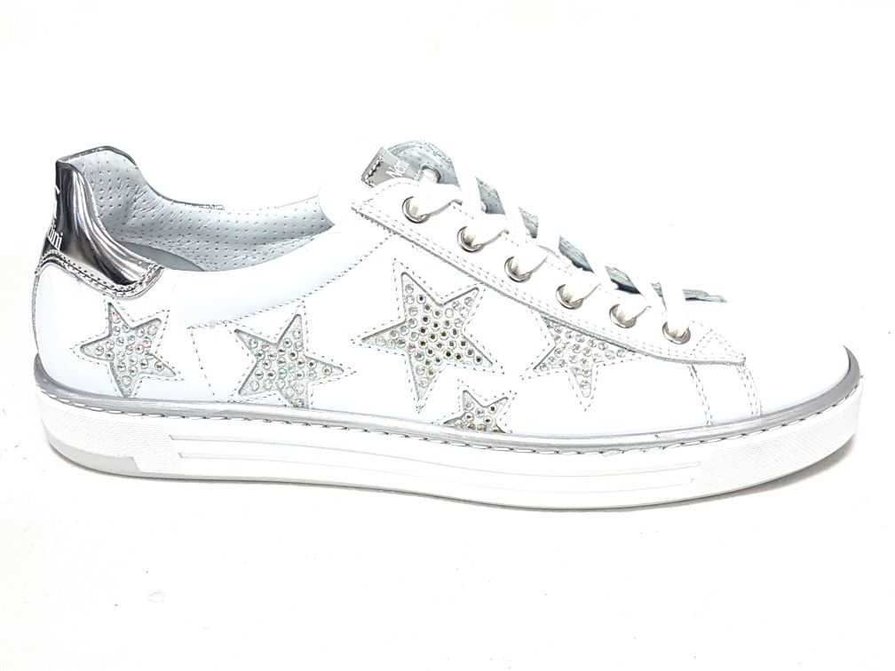 new styles 2d7d2 6d1b9 Nero Giardini sneakers donna 805272 bianco n 39 - mainstreetblytheville.org