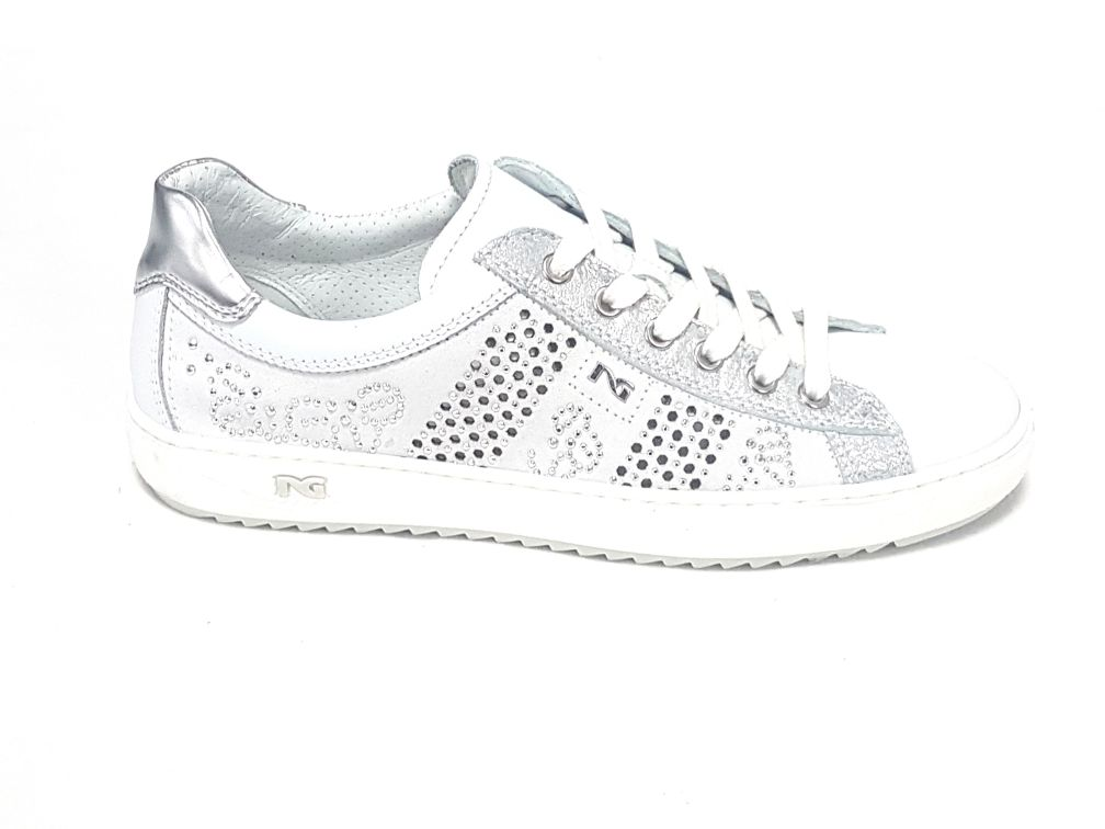 Nero Giardini sneakers donna 805100 bianco n 41 - mainstreetblytheville.org 499ff79163d
