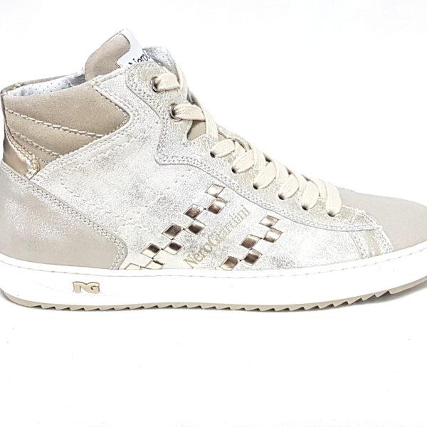 Nero Giardini sneakers donna 805091 savana champagne n 40
