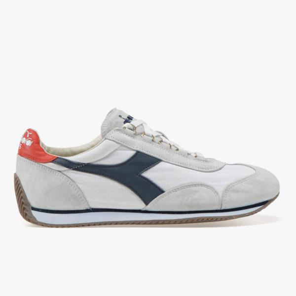 Diadora heritage equipe sneakers 156988 c7438 wht blue