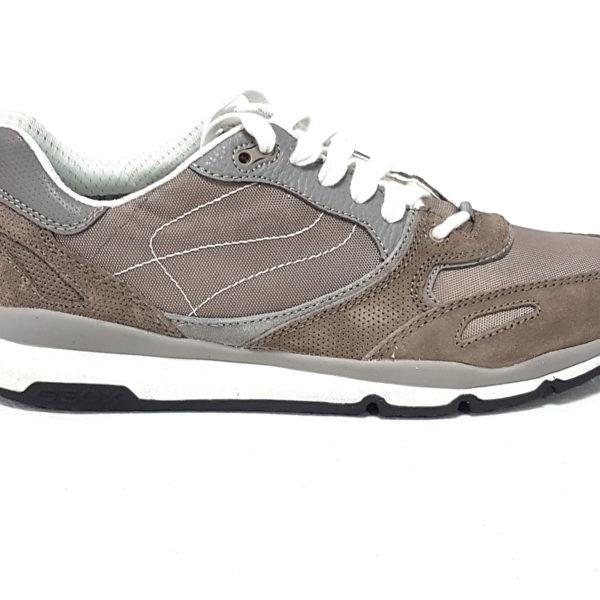 Geox sneakers uomo sandford u72a6a taupe n 39