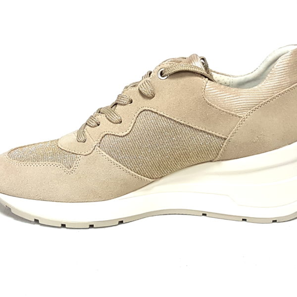 Donna Calzature D828lc Taupe Sneakers Zosma Geox Mai 6fhx16r w8XxZqntS