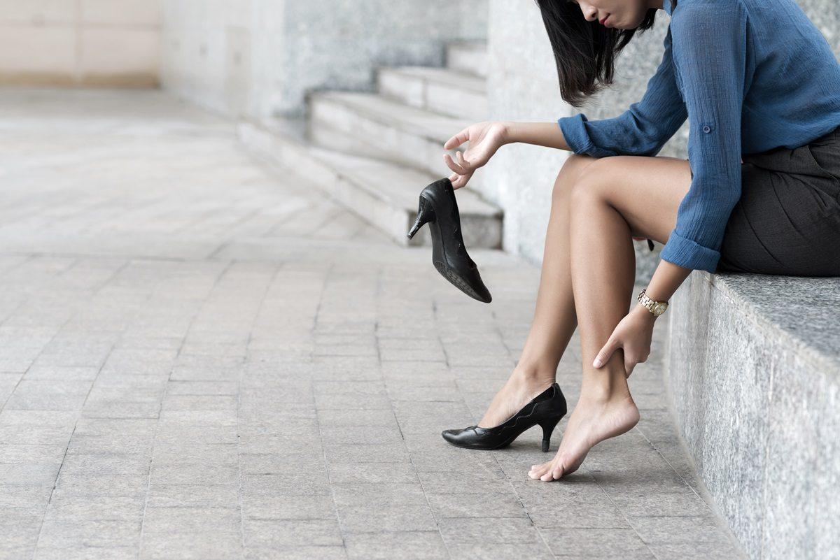 scarpe dolorose