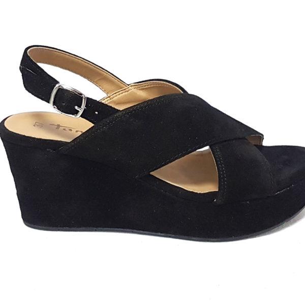 Tamaris sandali donna 28027 nero n38