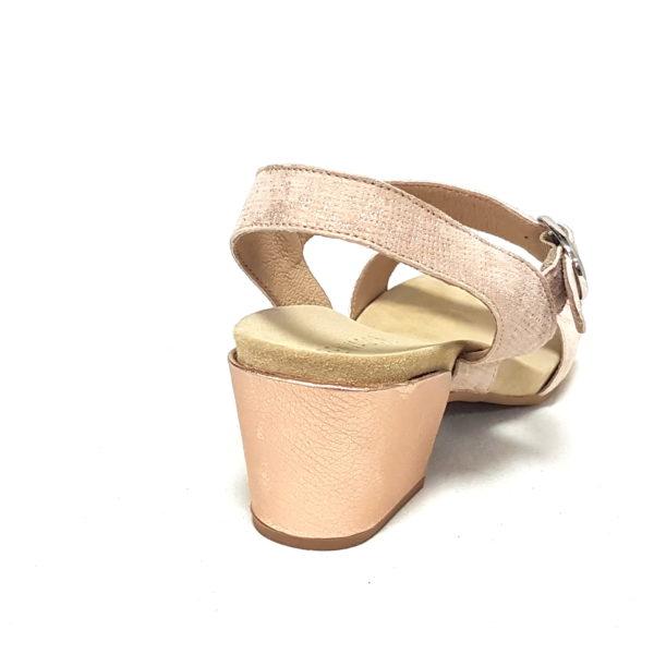 Benvado donna Mai sandali cipria Calzature Perla eCrdBox