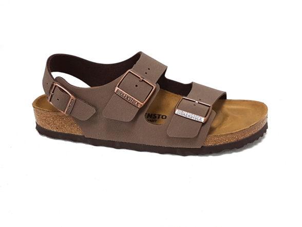 miglior sito web fdb68 60cb3 Birkenstock sandali uomo Milano mocca