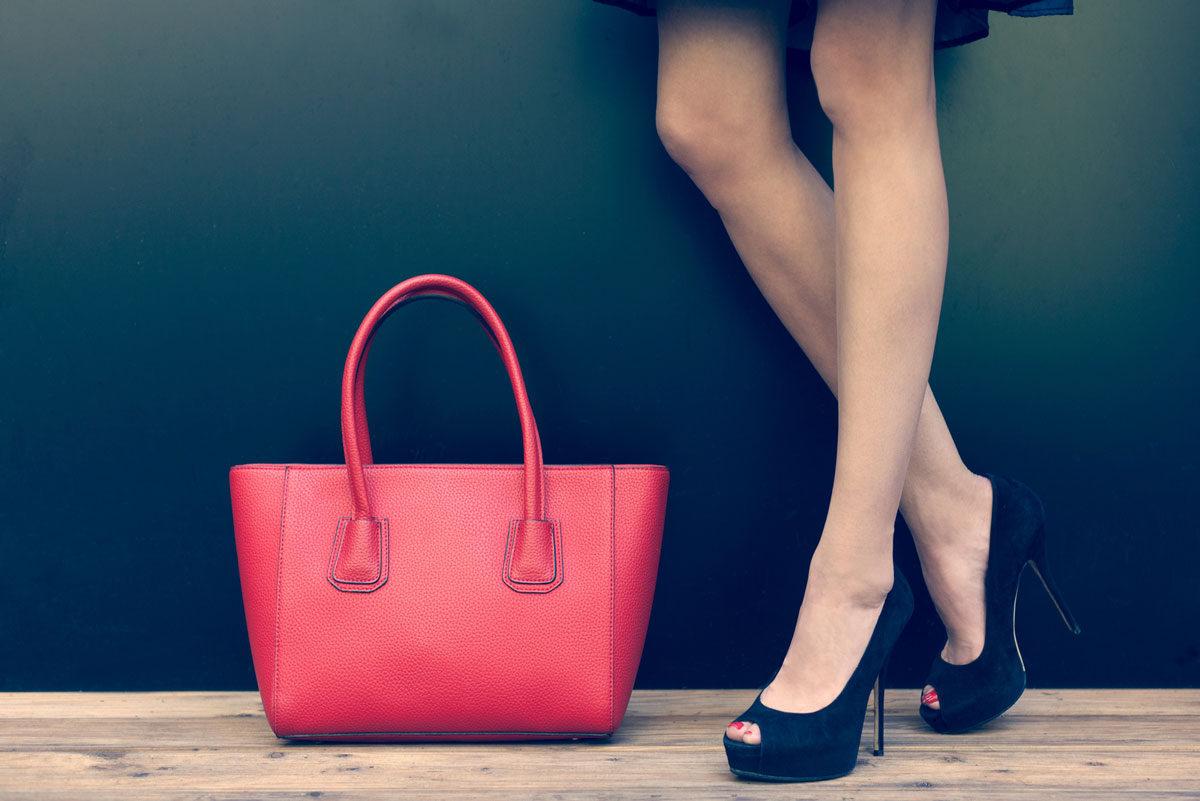 scarpe e borse abbinamenti
