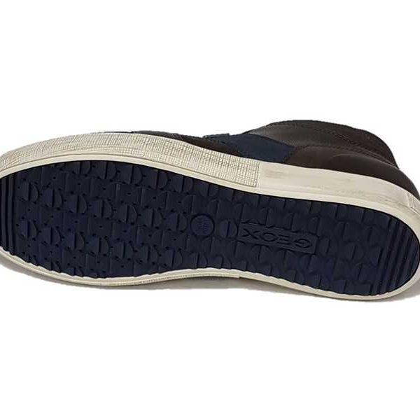 Uomo Calzature Mai Dk Geox Coffee U841uc Sneaker Amphibiox RY5q5Hfw 23dc5fe8962