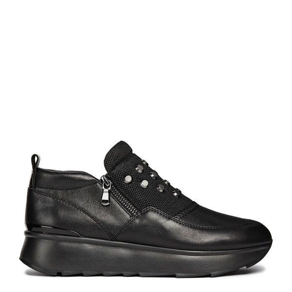 Donna Geox Gendry Sneaker D745ta Nero A3Rj4L5
