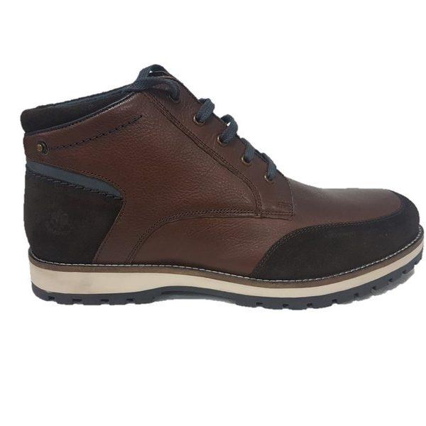 Uomo Brown Roman Sm33503 Dark Lumberjack xeCdorB