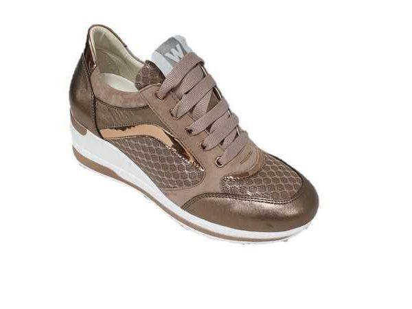 Cannella Donna R20414 Sneaker Walk Mai Melluso Calzature 8POXwkn0