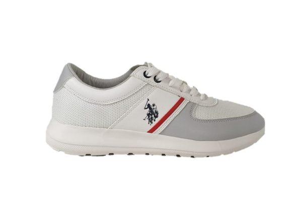 6e80728bc96ea9 Us Polo assn sneaker uomo dillier bianco - Calzature Mai