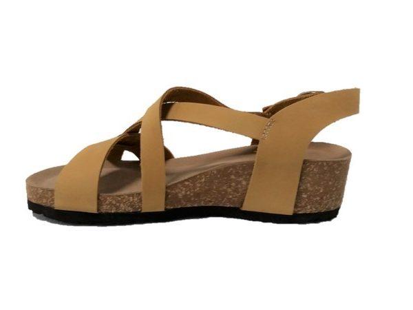 Nabuk Italy Sandali Donna Calzature 3rq5ajl4 Made Mai In Sole 60g1 Frau yON8nwmv0