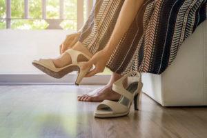 È tempo di scarpe impermeabili!