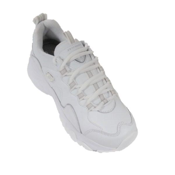 Skechers sneaker 13376 d'lites 3.0 bianca