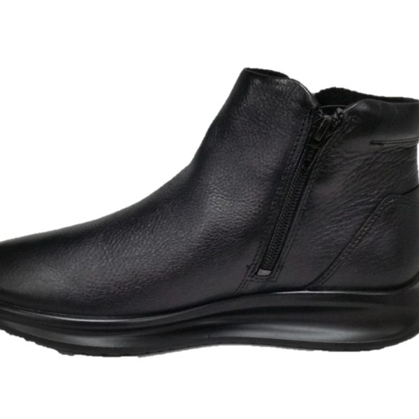 Ecco ankle boot woman 207083 black aquet Calzature Mai