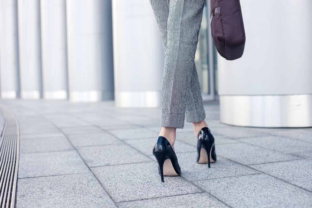 migliori scarpe con tacco comode