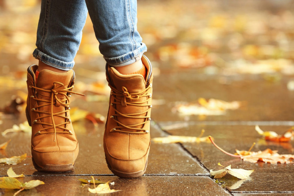 scarpe impermeabili