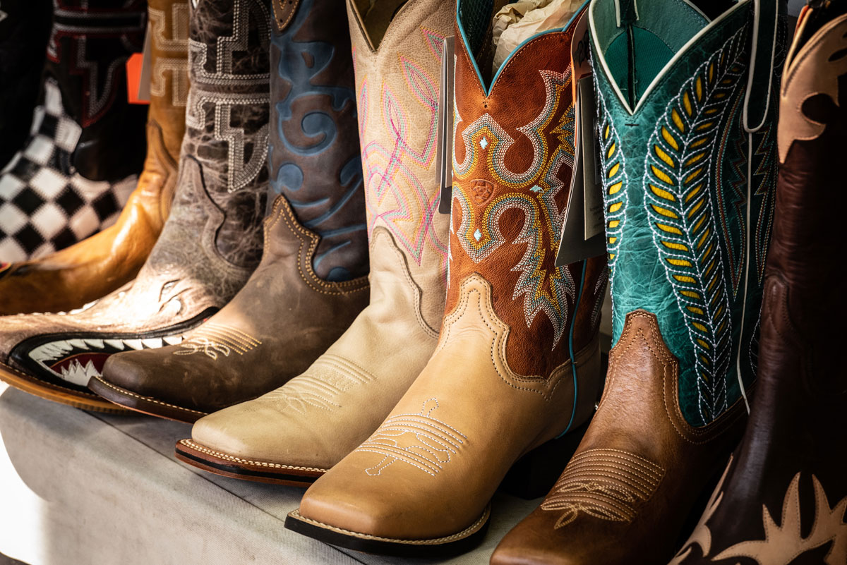 stivali texani
