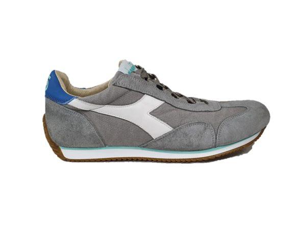 Diadora heritage equipe 174735 75044 gray lime stone