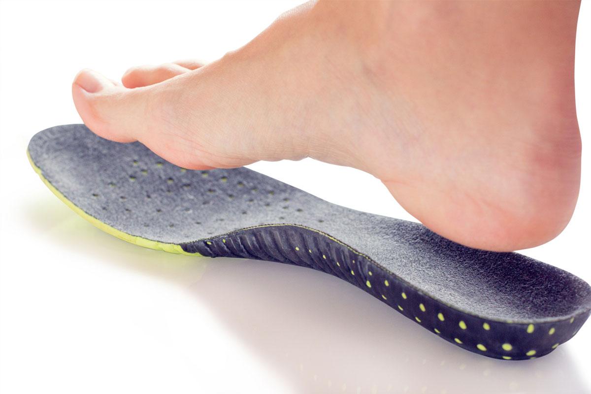 scarpe e circolazione sanguigna